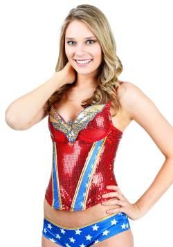 Small Of Wonder Woman Pajamas