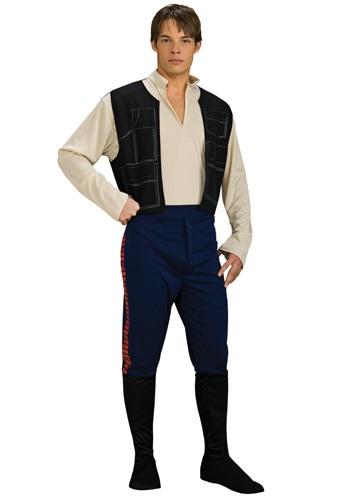 Mens Han Solo Star Wars Costume