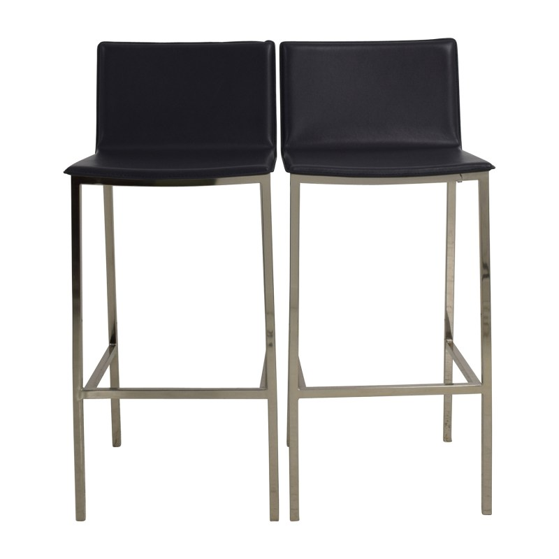 Large Of Leather Bar Stools
