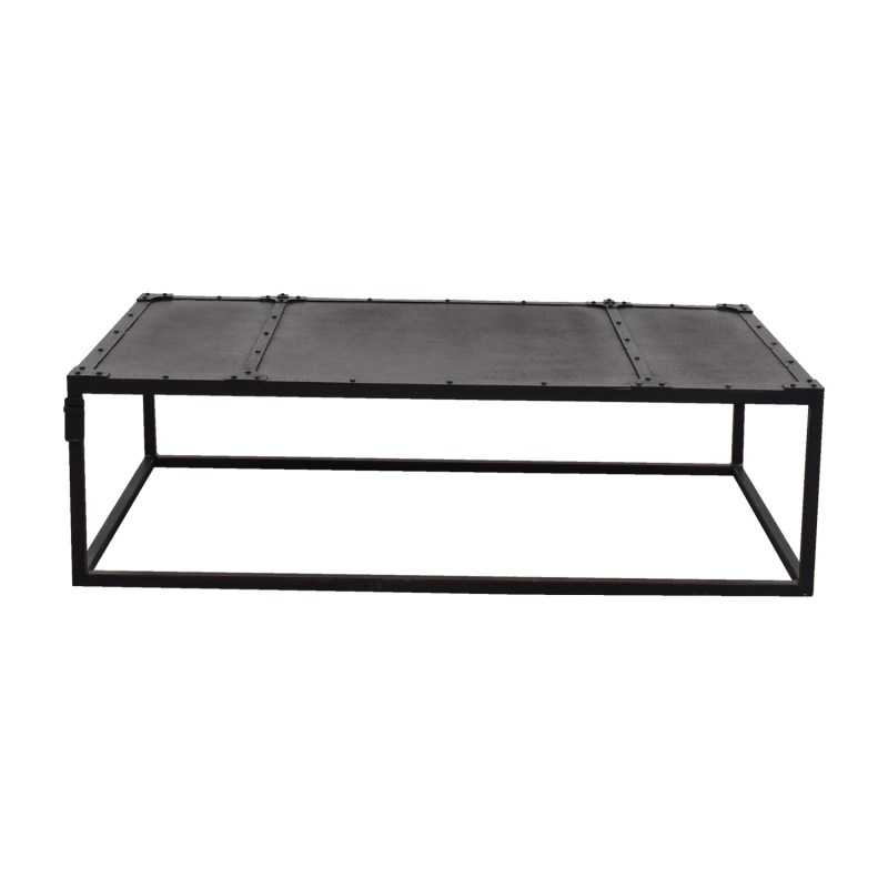 Large Of Restoration Hardware Coffee Table