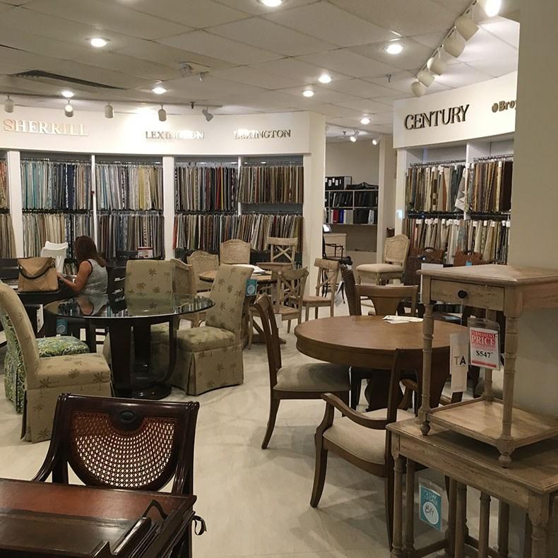 Boca Raton Lexington Section Swatches Boca Furniture Stores Baeru0027s  Furniture34