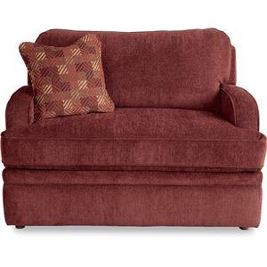 LaZBoy Diana Transitional SUPREMECOMFORTTwin Sleep Chair  Morris Home  Sleeper Sofas Lazy Boy Sleeper Sofa Y73