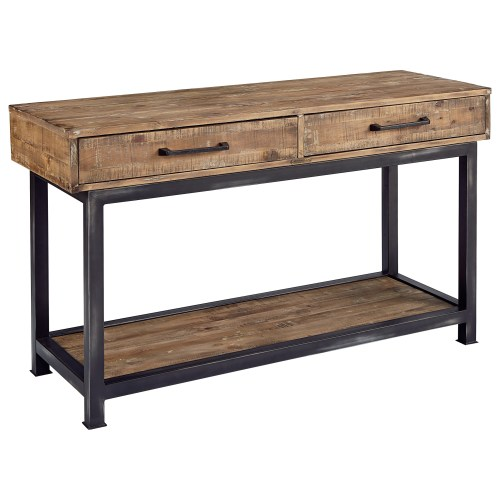 Regaling Shelves Beam Console Industrial Console Table Target Industrial Console Table Console Table Industrial Magnolia Home By Joanna Gaines Industrial Pier