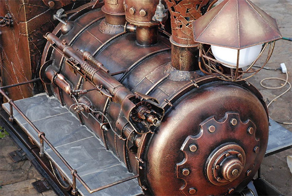 steampunk-train-bbq-2