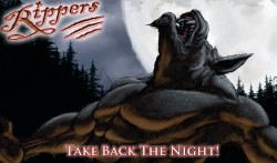 Rippers promo graphic