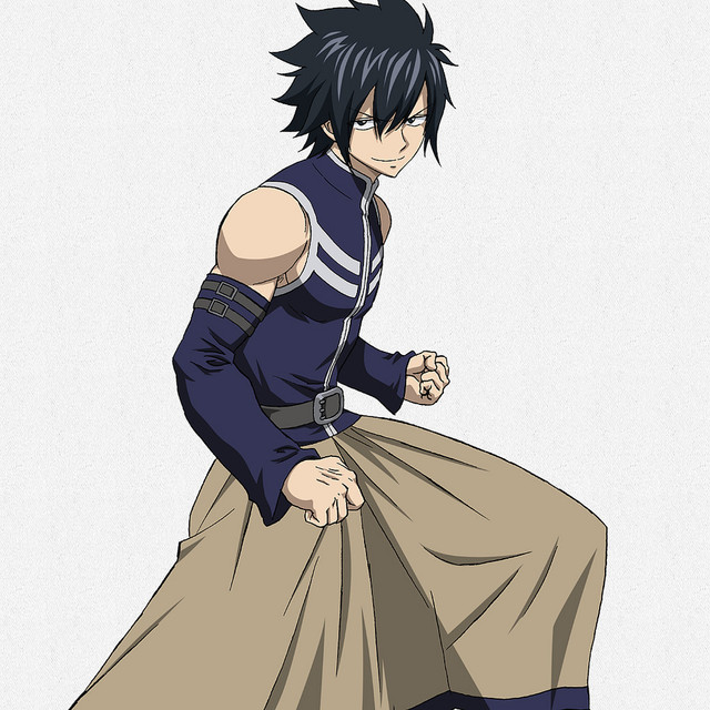 new Fairy Tail designs 7