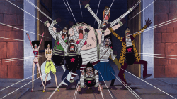 One Piece 11: The art gallery