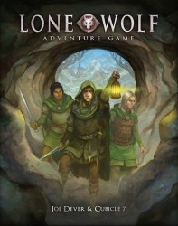 Legends Begin Here: a review of Lone Wolf Adventure Game