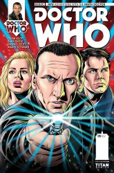 The Ninth Doctor gets a whole new comic book series