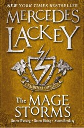 An omnibus of magic: A review of The Mage Storms