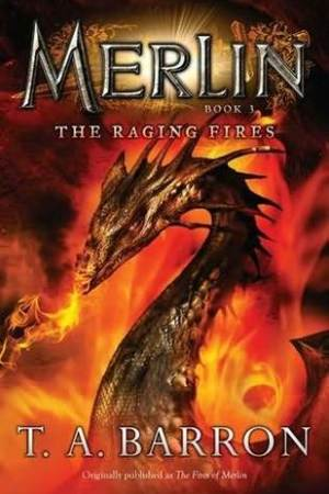 The Raging Fires (Merlin Saga, #3) pdf books