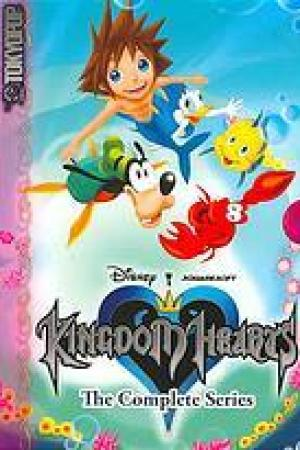 Kingdom Hearts: The Complete Series (Kingdom Hearts, #1-4)