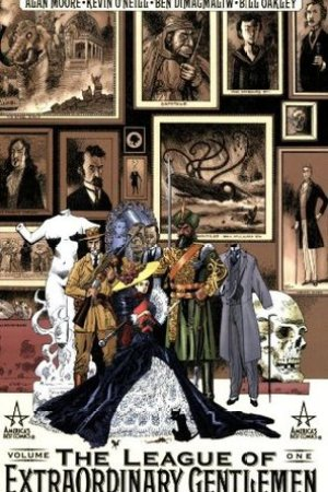 The League of Extraordinary Gentlemen Vol