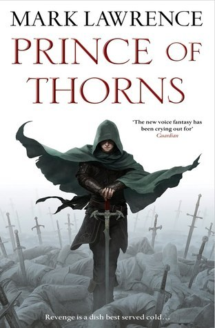 prince of thorns book cover