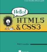 Hello! HTML5 and CSS3