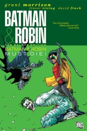 Batman Robin Batman Robin Must Die