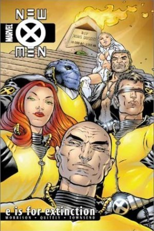 New X Men Volume E Is for Extinction