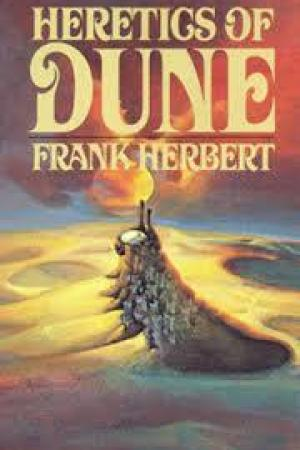 Heretics of Dune (Dune Chronicles, #5) pdf books