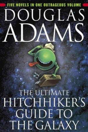 The Ultimate Hitchhiker's Guide to the Galaxy pdf books
