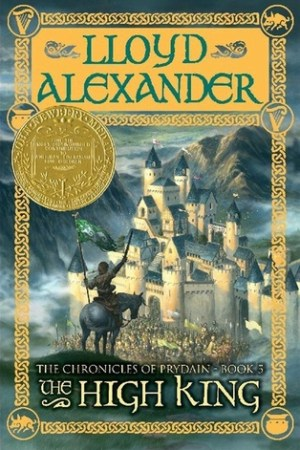 The High King The Chronicles of Prydain