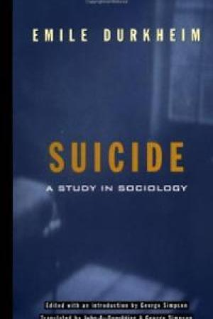 Suicide: A Study in Sociology pdf books