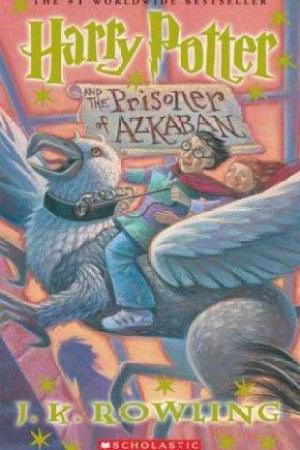 Harry Potter and the Prisoner of Azkaban (Harry Potter, #3)