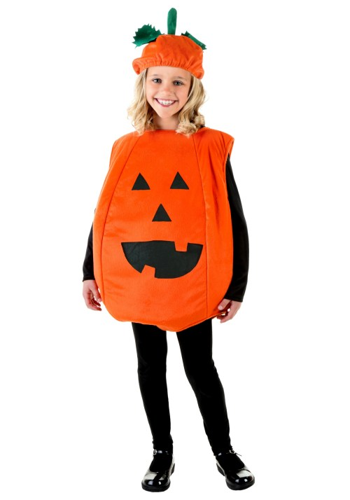 Medium Of Baby Pumpkin Costume