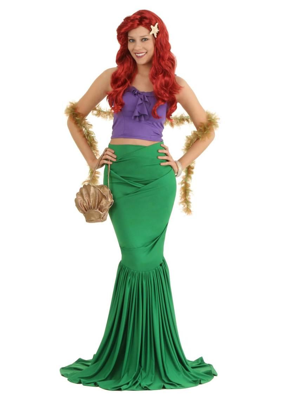 Large Of Mermaid Halloween Costume