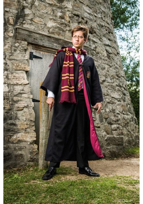 Medium Of Harry Potter Halloween Costumes