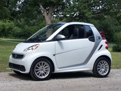 2013 Smart Electric Drive Cabrio: Brief Drive Of Electric Convertible