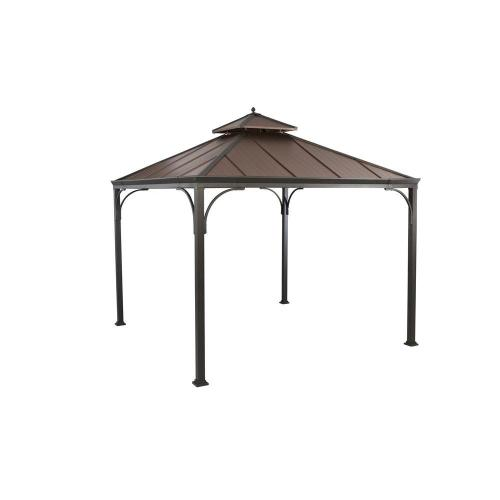 Medium Crop Of Home Depot Gazebo