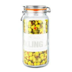 Small Of Large Glass Jars