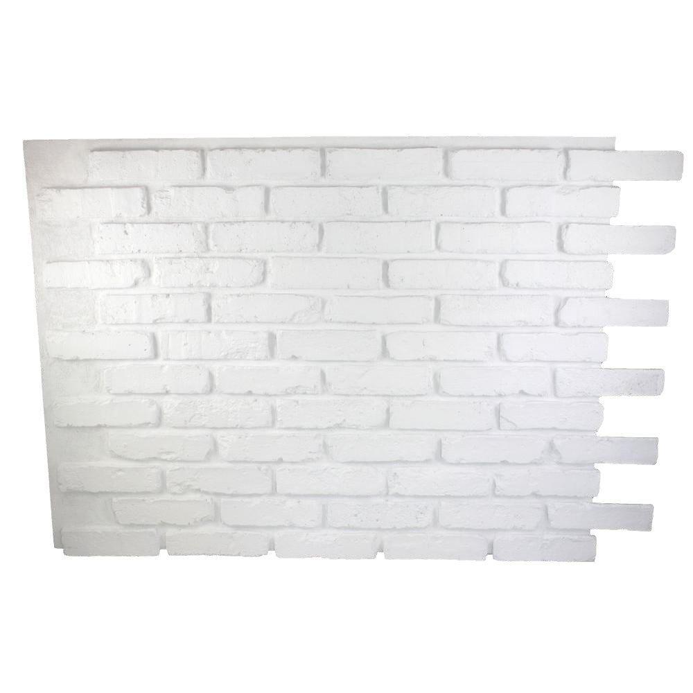 Fullsize Of White Brick Wall
