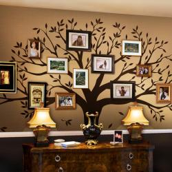 Small Of Family Tree Picture Frame
