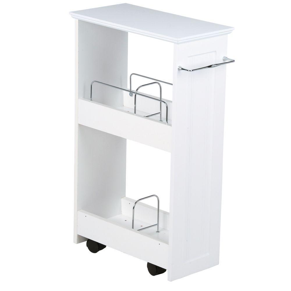Fullsize Of White Shelves Bathroom