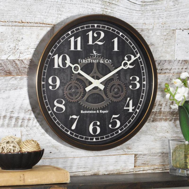 Large Of Wall Clock Industrial