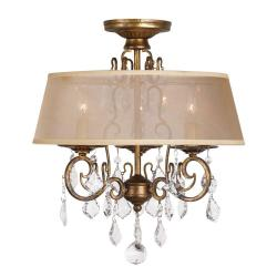 Small Of Flush Mount Chandelier