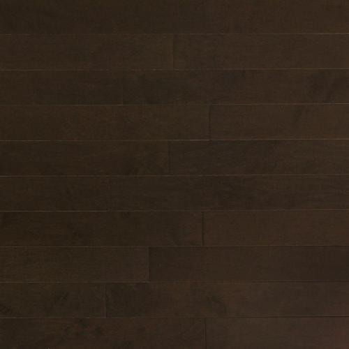 Medium Of Black Wood Flooring