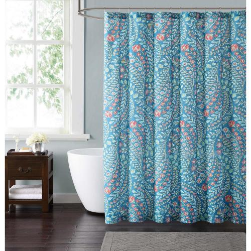 Medium Crop Of Teal Shower Curtain