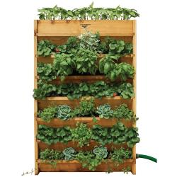 Small Of Wall Herb Garden