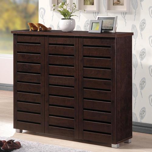 Medium Of Wood Storage Cabinets