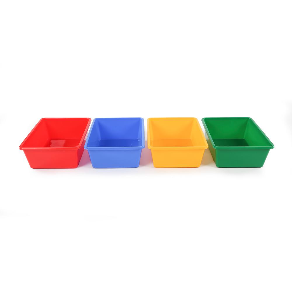Distinguished Tot Tutors Primary Collection Large Plastic Storage Bins Tot Tutors Primary Collection Large Plastic Storage Bins Children S Storage Bins Children S Storage Bins Shelves houzz-03 Kids Storage Bins
