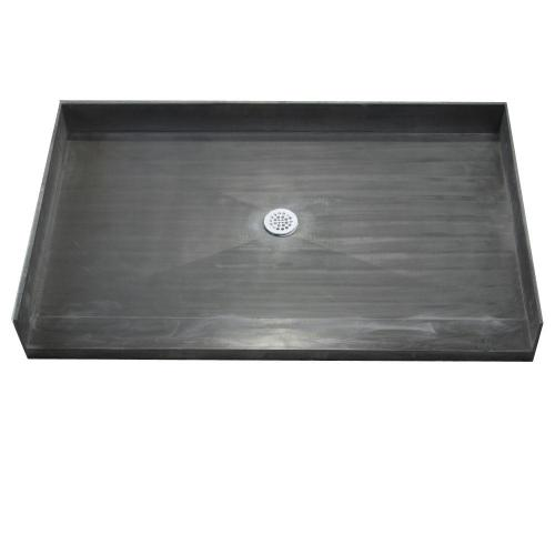 Medium Of Curbless Shower Pan