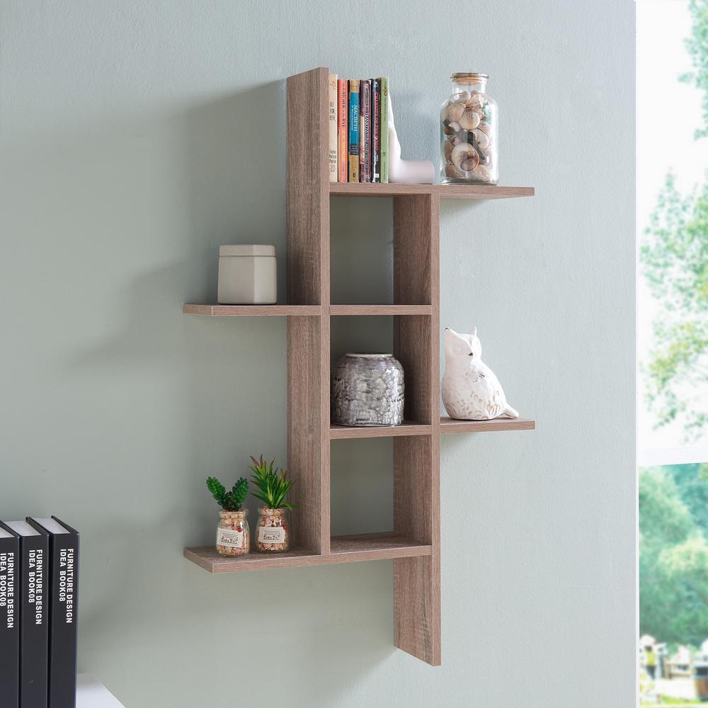 Fullsize Of Floating Wall Bookshelf