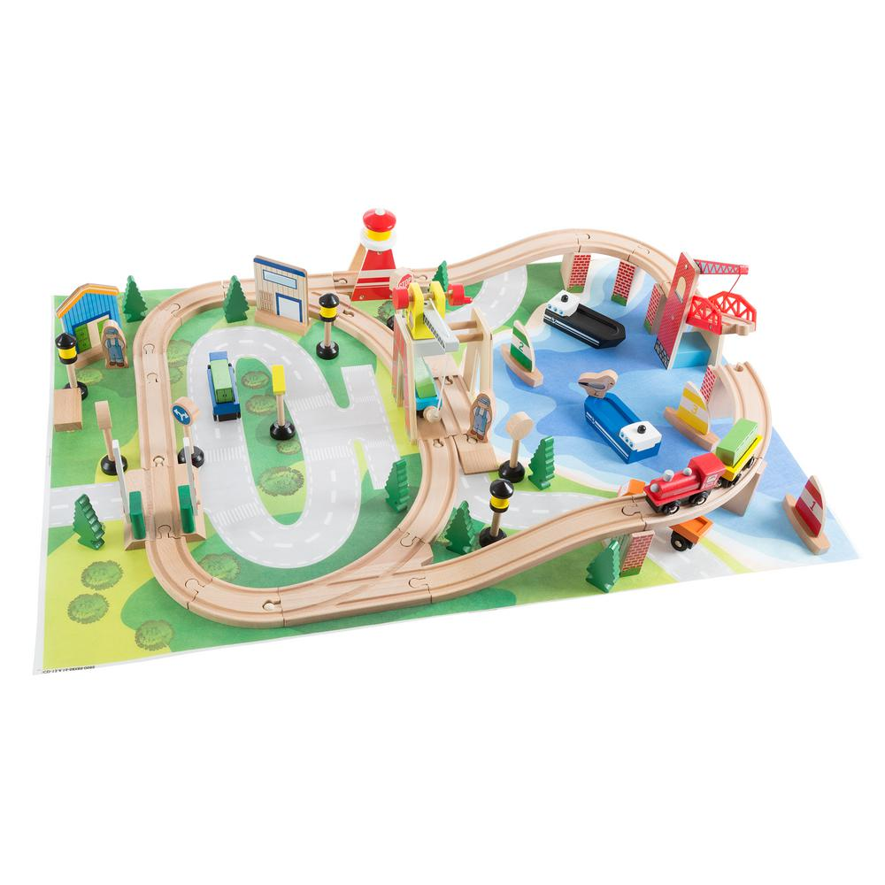 Trendy Play Mat Wooden Train Tracks Near Me Wooden Train Tracks Brio W Wooden Train Set Play Hey Play L X W Wooden Train Set baby Wooden Train Tracks