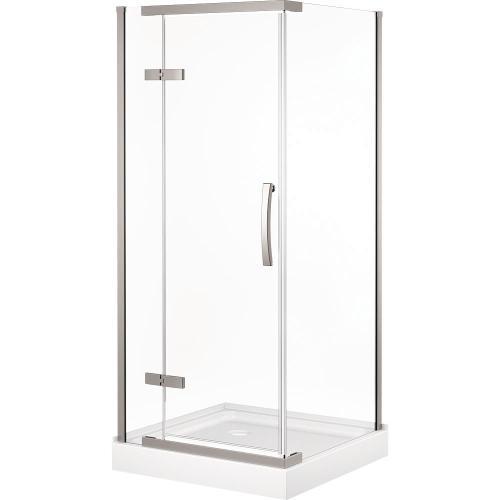 Medium Crop Of Corner Shower Stall