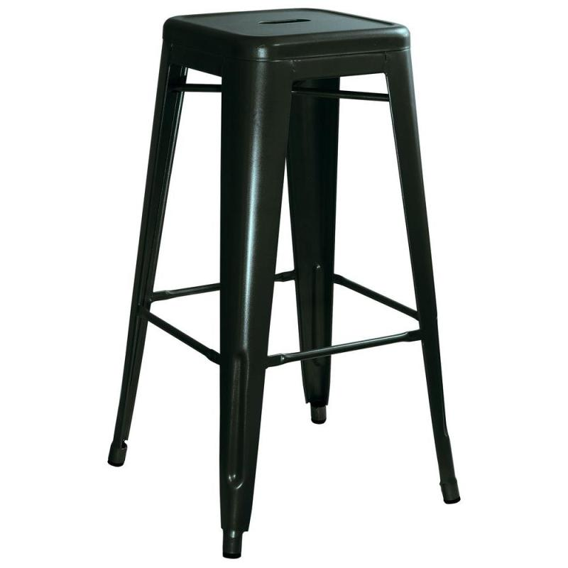 Large Of Metal Bar Stools