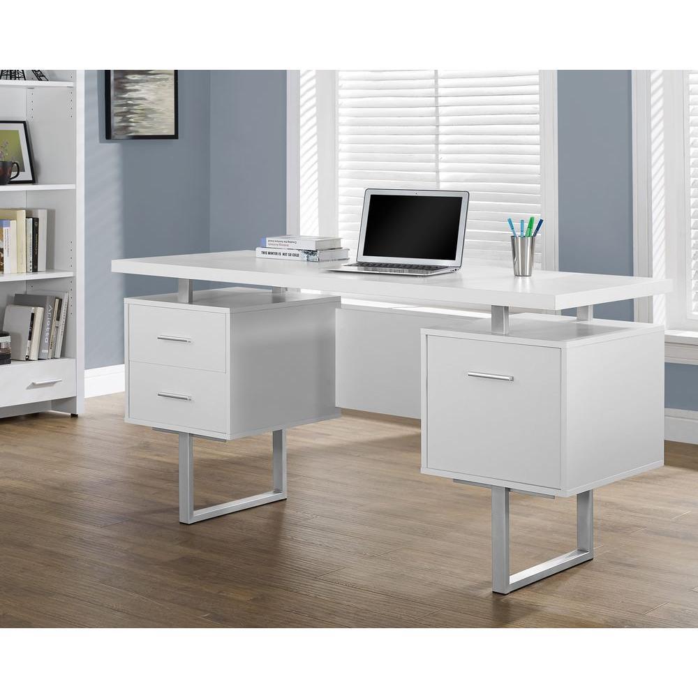 Fullsize Of White Computer Desk
