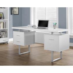 Small Of White Computer Desk
