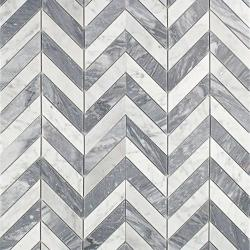 Small Crop Of Marble Mosaic Tile